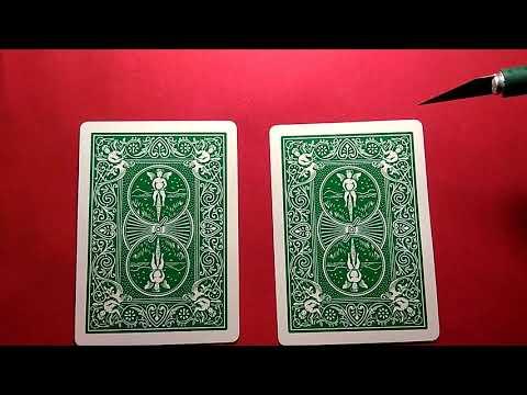 Крап колоды карт