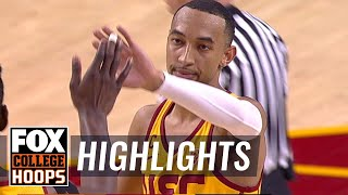 USC vs Oregon State | Highlights | FOX COLLEGE HOOPS