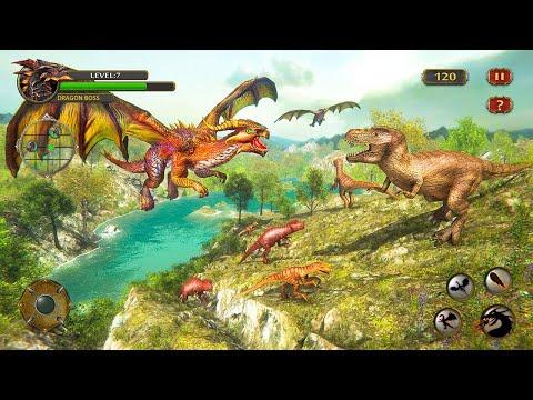 Dragon Simulator Attack