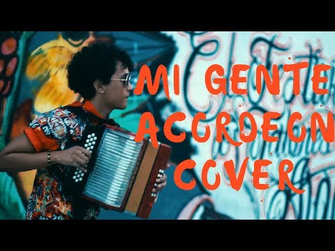 Mi Gente - J Balvin ft Willy William Mulett Acordeón Cover