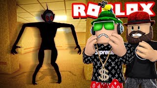 WAS IST DIESE HORROR-FAZILITÄT?!?!?! (ROBLOX THE TRUE BACKROOMS)