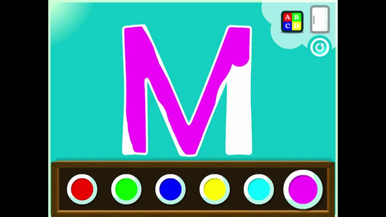 Bogga Alphabet - Make Magnet Letters! - YouTube
