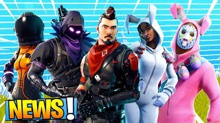 THE 12 PROCHAINS SKINS AND AUTRES on Fortnite Battle Royale!