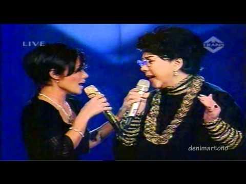 "Titiek Puspa ft. Yuni Shara ""Ampuni Kami"" IMB Konser Amal 30 OCT 2010"