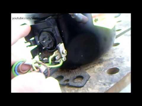 Kühlschrank Motor Aufbau : Kühlschrank kompressor erklärt youtube