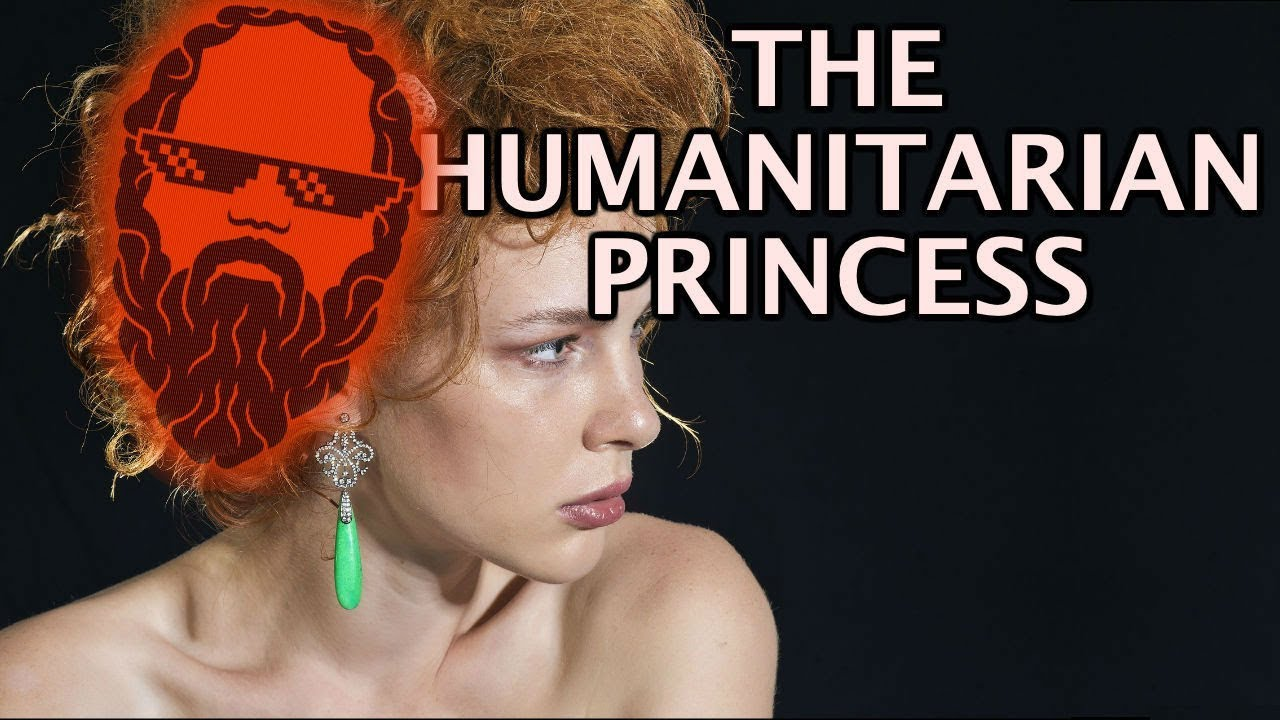 The Story Of The Humanitarian Princess