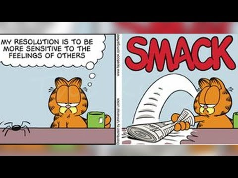 50+ Hilariously Funny Garfield Comics To Make You Laugh.