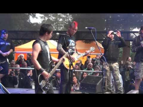 DEATH SIDE Live At OBSCENE EXTREME 2016 HD