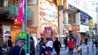 2017 東京自由行-池袋格蘭城市酒店Grand City Hotel步行至JR ...