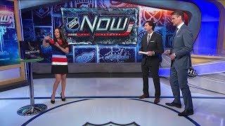 NHL Now:  Bag O` Pucks:  The NHL Now crew makes trade deadline predictions  Feb 18,  2019