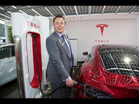 Tesla - Supercharger vs Tankstelle - Ausschnitt Vortrag Horst Lüning