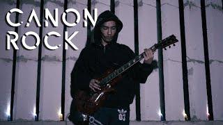 CANON ROCK - JERRY C (Heldi Hr Guitar Cover)