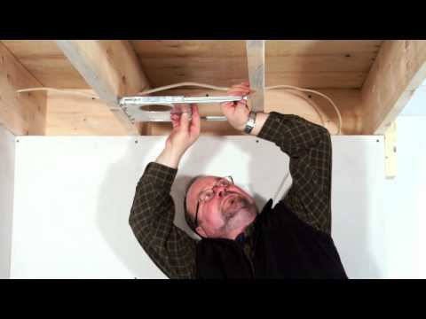How To Install Recessed Lighting New Construction