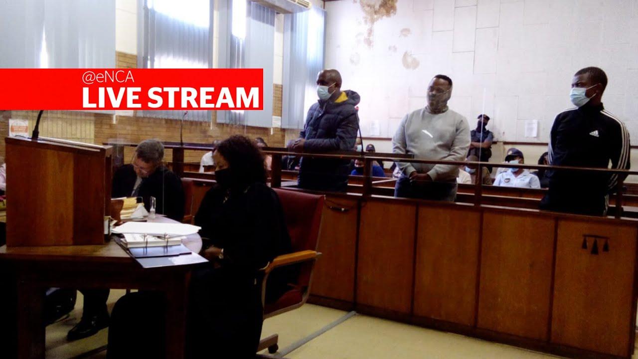 Download Mpumalanga MEC Mandla Msibi back in court for bail application