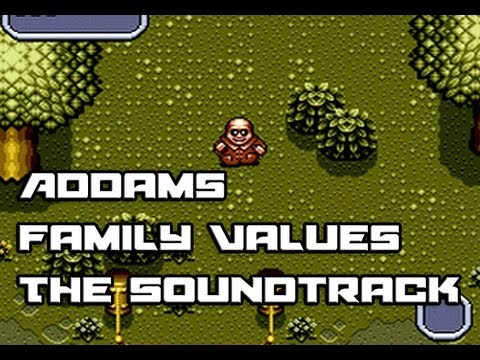 Addams Family Values (Snes) - The Soundtrack