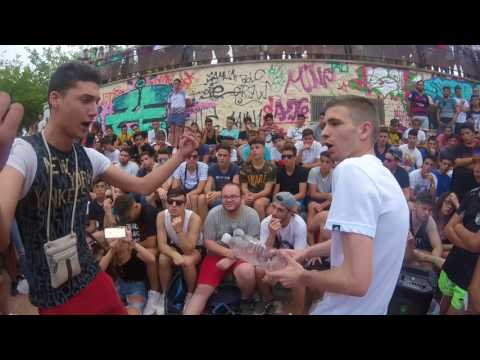 SWIT EME VS VIVI  - 16AVOS - GENERAL RAP NACIONAL ALICANTE