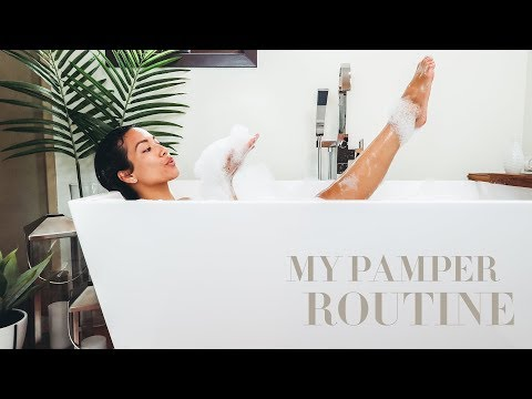 My At Home Spa/Pamper Routine! 🛀💛