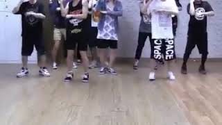V , Jimin , Jhope and Jungkook BEAUTIFUL dance practice but-----