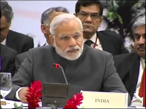 PM Modi's address to the Pacific Island Leaders in Fiji