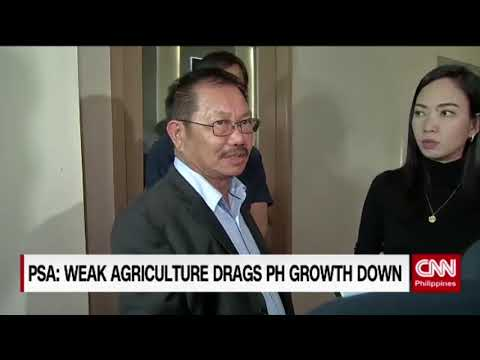 PH economy slowed down to 6.2% in 2018