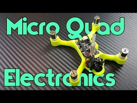 Micro Quad Electronics