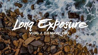 Long Exposure Photos with the DJI Mavic Air - Vlog