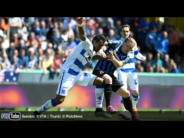 2014-2015 - Jupiler Pro League - PlayOff 1 - 08. Club Brugge - AA Gent 2-3