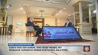 İskele Sancak -  Numan Kurtulmuş - 3 Mart 2017