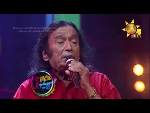තනි වෙන්නට මගේ ලොවේ | Thani Wennata Mage Lowe | Hiru Unplugged With Victor Rathnayake (stereo)