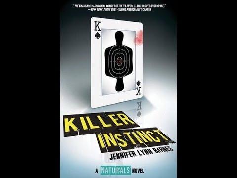 Book Review: The Naturals: Killer Instinct by Jennifer Lynn Barnes