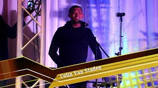 Colin Van Staden Live In Action At The Show Of Pastor Patrick Duncan
