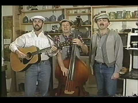 The Sharecroppers -The early years-1991 Cable Atlantic show-Newfoundland Autumn