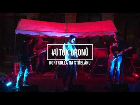 KONTROLLA  -  Útok dronů