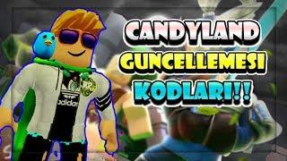🍭 CANDY LAND GÜNCELLEMES & YEN-KOD !! 🍭 | SchatzQuest Neue Update-Codes | Roblox Türkée