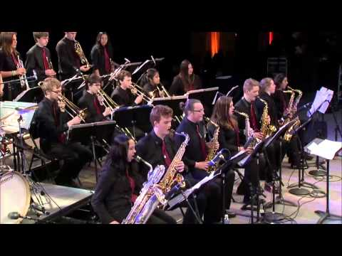 "2.28.2015 LHJF YAC - Wellington Secondary Sr. Jazz Band: ""Seven Steps to Heaven"""