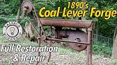 Blacksmithing - Forging Steel Brackets - YouTube