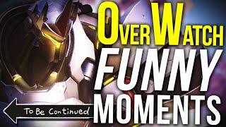 REINHARDT'S BIZARRE ADVENTURE! (Overwatch Funny Moments)