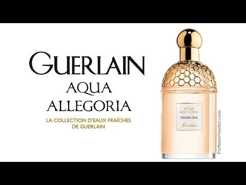 Guerlain Aqua Allegoria Passiflora Perfume Youtube
