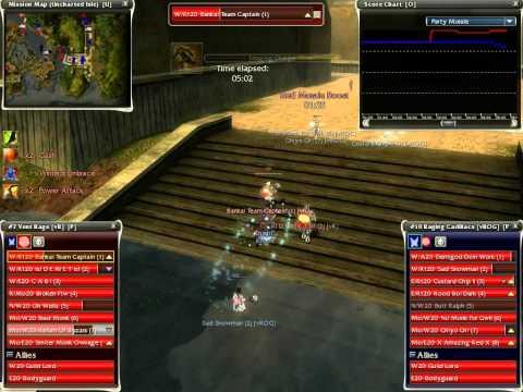 #7 [vR] vs #10 [vROG] Part 1/2 (Guild Wars 2010 August mAT Playoffs) |