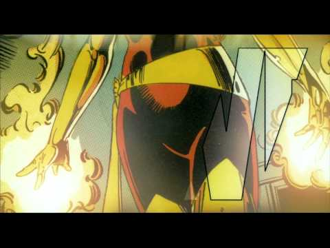 Marvel Anime Wolverine teaser