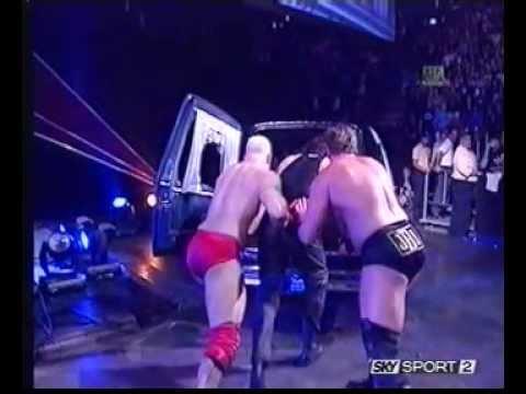 Resultado de imagem para undertaker vs jbl no mercy
