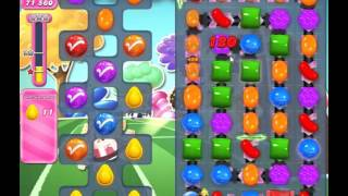 Candy Crush Saga Level 1437