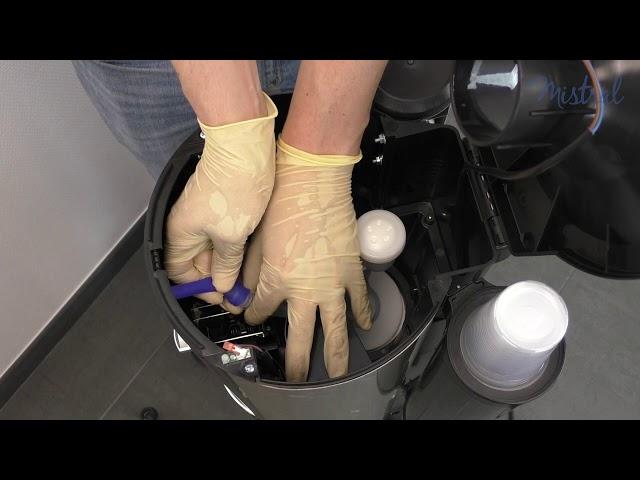 FBF CO2.0 - Installation du kit d'hygiène
