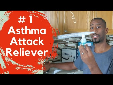 Guess How Using A Nebulizer Can Improve Your Asthma-- Nothing Else Matters When You Can't Breath