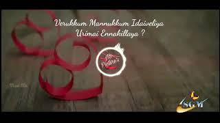 Nenjil oru thuli idamillaiya album song | நெஞ்சில் ஒரு துளி இடமில்லையா பாடல் வரிகள்