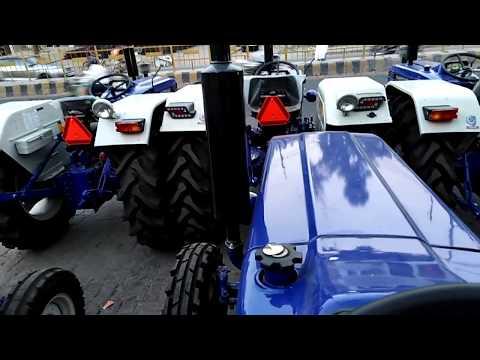 Farmtrac 6055 Price In Punjab