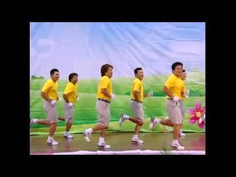 Chinese New year kids dance