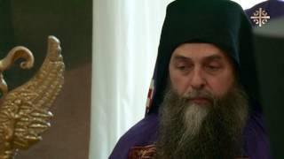 видео Свято-Пантелеимонов монастырь (АФОН)