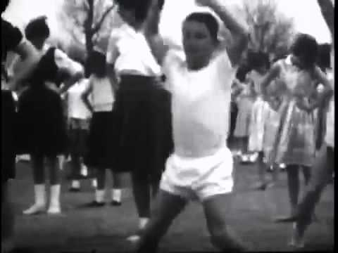 President John Fitzgerald Kennedy Film on Physical Fitness, 30 March 1962