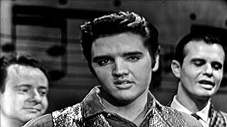 "Elvis Presley ""Too Much"" on The Ed Sullivan Show"